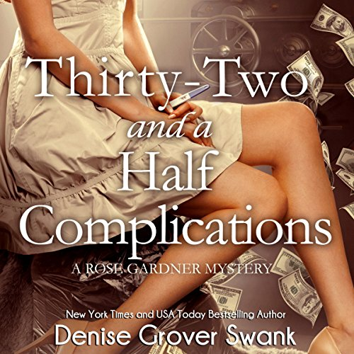 Thirty-Two and a Half Complications cover art