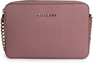 3e9a0e14363d Michael Kors Women's Jet Set Travel Large Ew Crossbody, ...