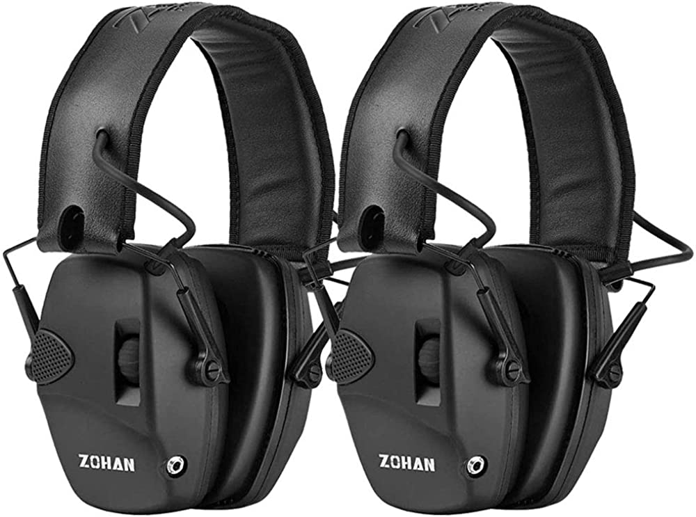 ZOHAN EM054 Electronic Sales results No. 1 Ear Protection Shooting with So Range Max 43% OFF for