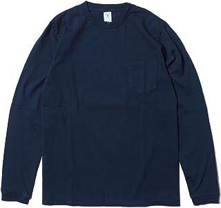 (ベルバシーン) Velva Sheen TUBULAR L/S TEE 丸胴長袖Tシャツ