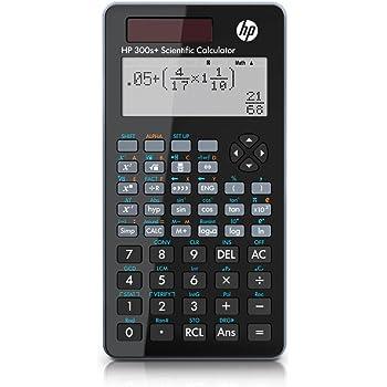 HP NW277AAB1S - Calculadora, pantalla LCD: Amazon.es: Juguetes y ...