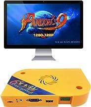 TAPDRA Arcade Jamma Board Pandora's Box 9 1500 Games Multi Game Arcade Machine Accessory DIY Kit Part Jamma PCB Classic Vintage Video Game Board, Support LCD and VGA