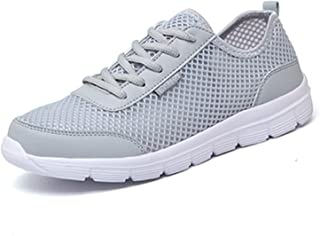 Light Men Shoes Summer Sneakers Breathable Fashion Mesh Casual Shoes Couple Lover Mens Mesh Shoes Big