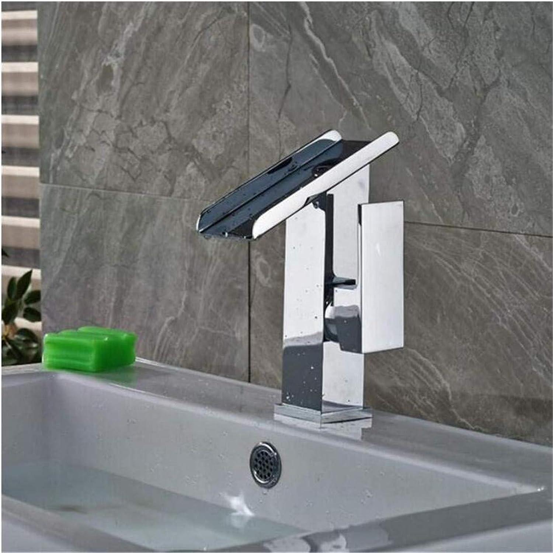 Kitchen Bath Basin Sink Bathroom Taps Washbasin Mixer Chrome Basin Faucet Ctzl2061