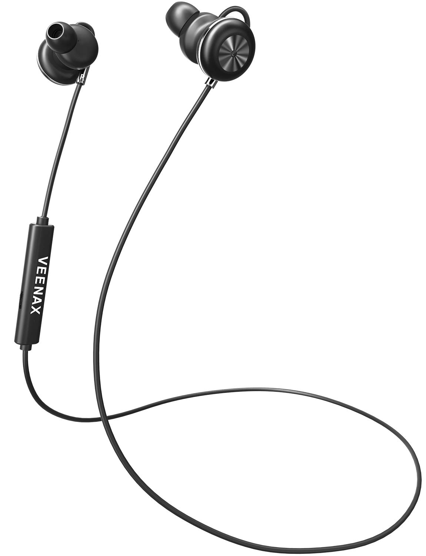 VEENAX Pogo Headphones Bluetooth Microphone
