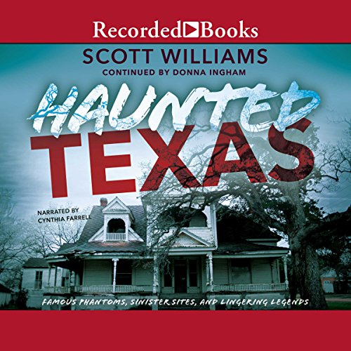 Haunted Texas cover art