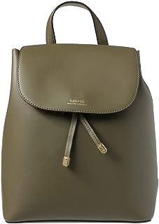 رالف لورين حقائب ظهر كاجوال يومية للنساء، بيج