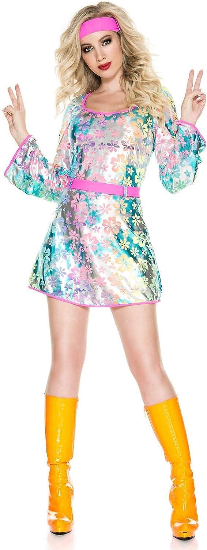 depot 3 PC. Ladies Gogo Set Girl gift Costume Dress