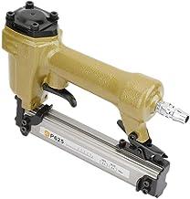 JULYKAI Clavadora de colocación Positiva, Grapadora neumática de clavadora neumática con Clavija de Aire P625 para Clavo de Grano 100 Piezas Longitud de clavadora de Aire Clavos de 10-25 mm, Sistema
