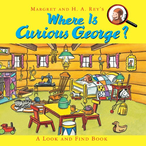Where Is Curious George?: A Look and Find Book (Pisces Best And Worst Relationship Matches)