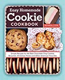 Best Cookies Cookbooks - The Easy Homemade Cookie Cookbook: Simple Recipes Review