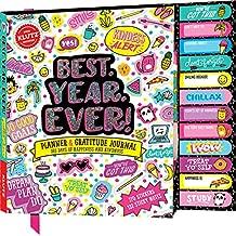 Klutz Best Year Ever! Planner & Gratitude Journal for Kids