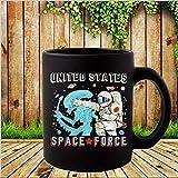N\A Tazze da caffè NJG17E della USSF Venom della Space Force degli Stati Uniti