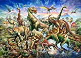 100 Piece Jigsaw Puzzle,Puzzles for Kids Ages 4-8,Puzzle Toys for Dinosaur,Puzzles for Toddler Children Learning Educational Puzzles Toys for Boys and Girls