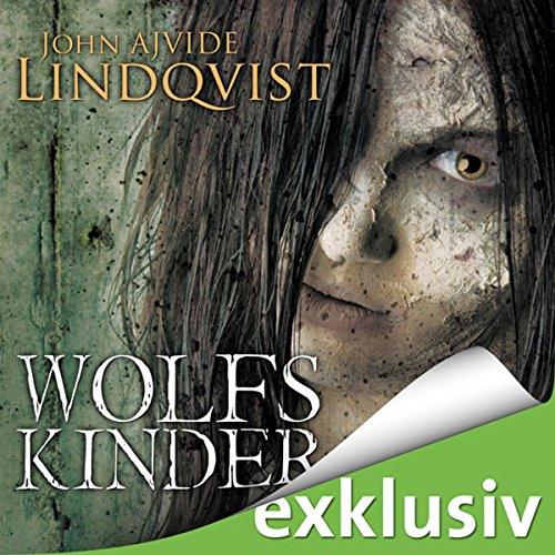 Wolfskinder audiobook cover art