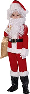 Best boys santa suit Reviews