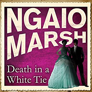 Death in a White Tie                   By:                                                                                                                                 Ngaio Marsh                               Narrated by:                                                                                                                                 James Saxon                      Length: 10 hrs and 15 mins     132 ratings     Overall 4.4