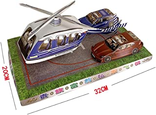 ZGSP It Is A Chinese Funeral Supplies, Qingming Festival Funeral and Hunger Festival, Ancestral Airplane Car
