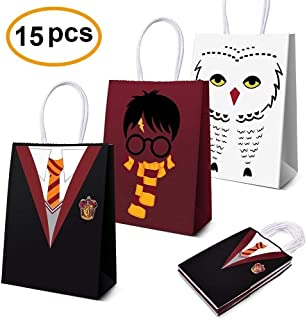 Amazon.es: Harry Potter - Bolsas de cumpleaños / Artículos ...