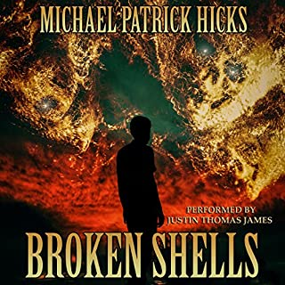 Broken Shells: A Subterranean Horror Novella audiobook cover art