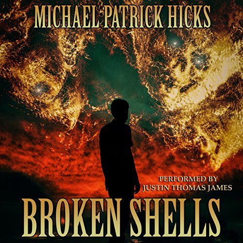 Broken Shells: A Subterranean Horror Novella cover art
