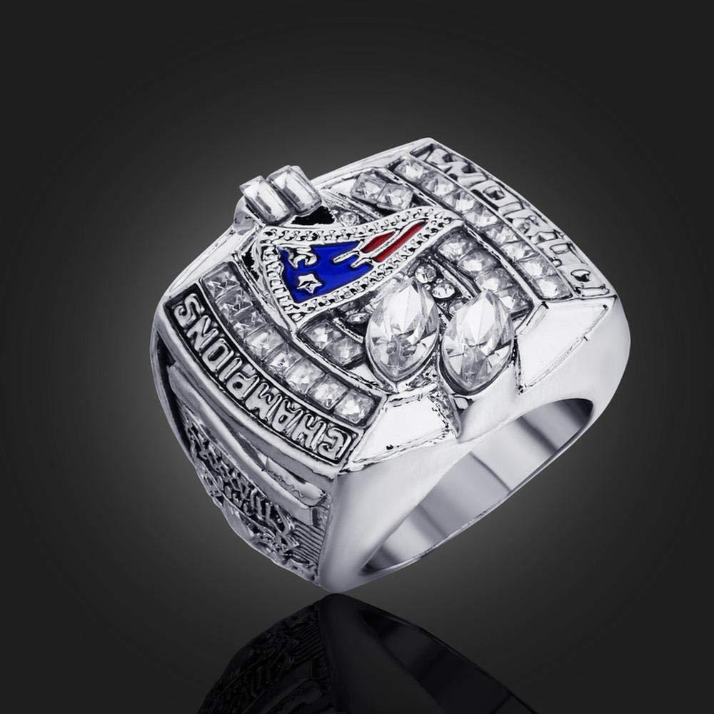 MDDCER 2003 Campeonato De Fútbol Americano New England Patriots ...
