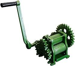 Sugar Cane Mill Manual Juicer Extractor Hand Crank 3 rolls Press