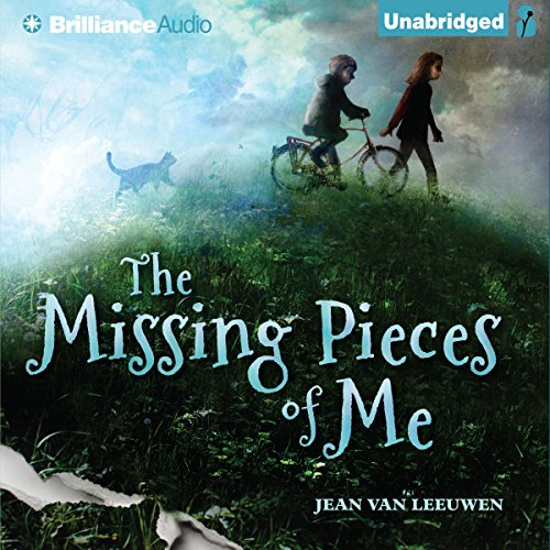 The Missing Pieces of Me audiobook cover art