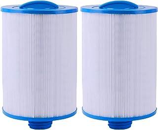 2 Stuks Spa Filterpatroon, Voor Pleatco Pww50 Whirlpool Filter, Spa Filter Voor Unicel 6ch-940 / Jacuzzi Vervangend Filte...
