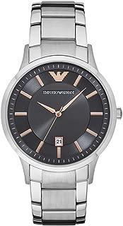 Emporio Armani Men's AR2514 Dress Silver Quartz Watch