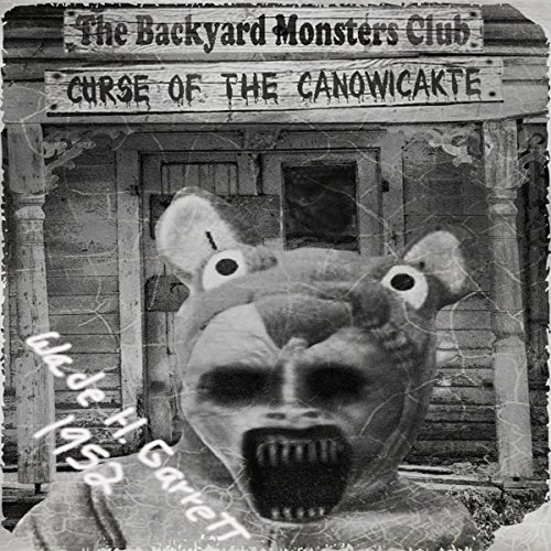 The Curse of the Canowicakte cover art