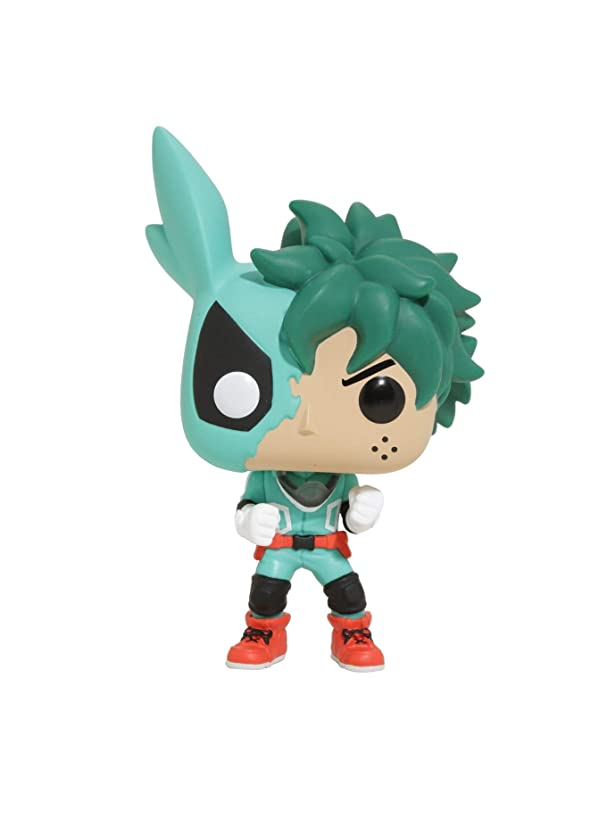 Funko Pop! Animation My Hero Academia Deku #252 (Battle)