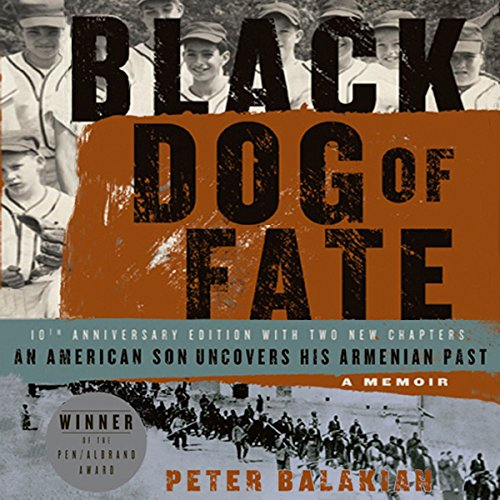 Black Dog of Fate audiobook cover art