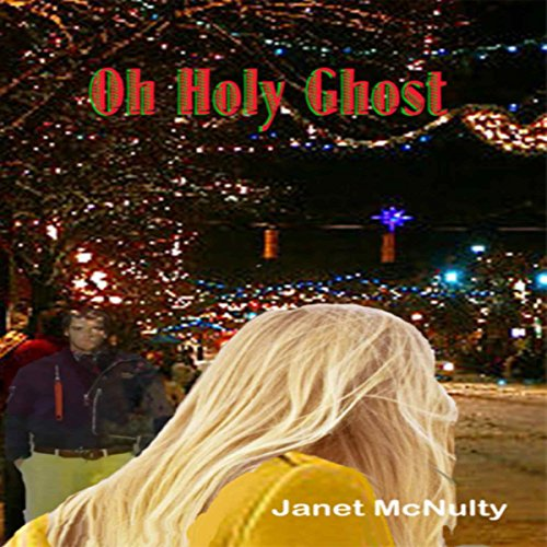 Oh Holy Ghost audiobook cover art