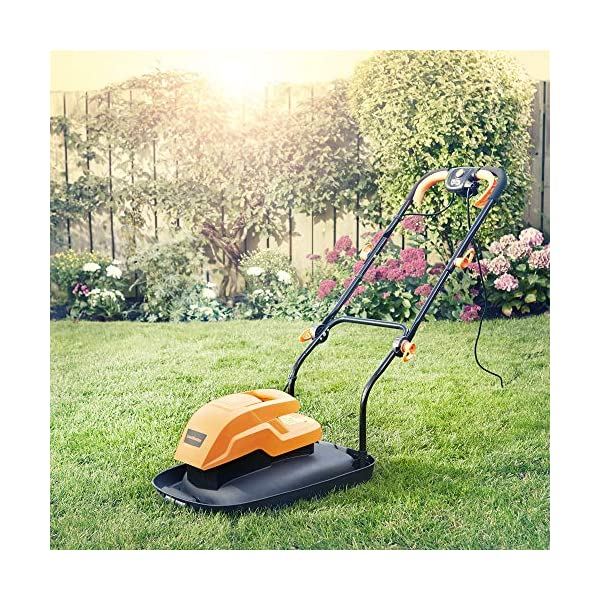LawnMaster Hover Mower 1500W