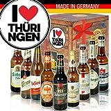 I Love Thüringen/Thüringen Geschenk/Original DDR Bier