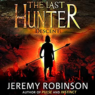 The Last Hunter - Descent cover art