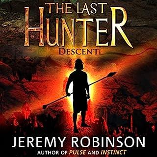 The Last Hunter - Descent audiobook cover art