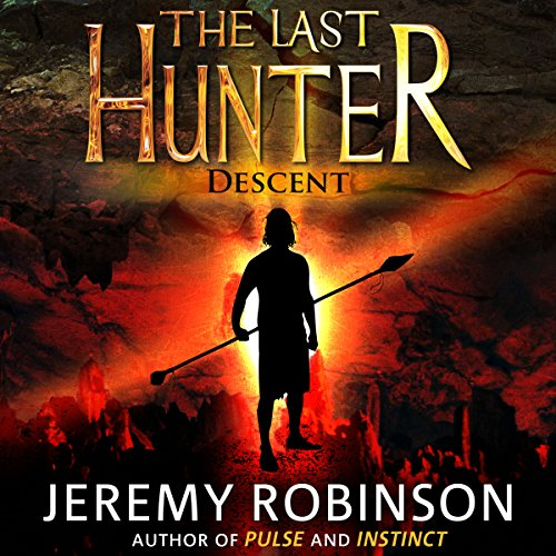 The Last Hunter - Descent audiobook cover art
