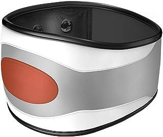 BCLGCF Almohadilla Calefactora para La Parte Inferior De La Espalda/Cinturón Calefactado para La Cintura Masajeador para La Espalda, Terapia De Frío Y Calor Cinturón Calefactor para La Artritis