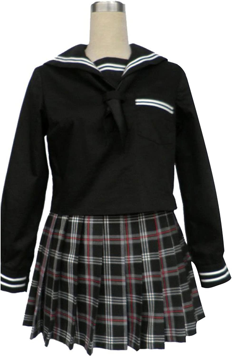Dream2Reality Sailor Cuture Cosplay KostuemSailor Uniform7th Ver Kid Size Large