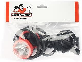 Game Room Guys Stern Transformers Pinball Black Rubber Ring Kit