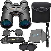 Nikon Prostaff 3S 10x42 Binoculars, Black (16031) Bundle...