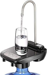 Dispensador de agua USB para botellas de agua de 5 galones, dispensador de agua, bomba de agua potable portátil eléctrica ...