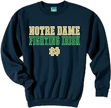 Champion Notre Dame Fighting Irish Sweatshirt Fight Navy
