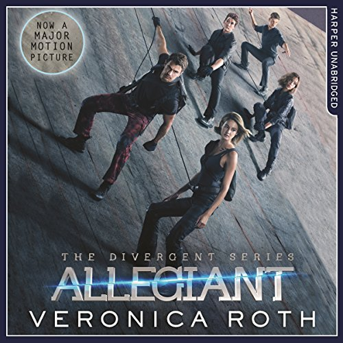 Allegiant (Divergent, Book 3) audiobook cover art