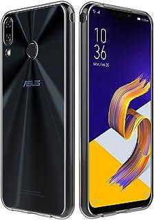 ZenFone 5Z ZS620KLケース カバー ASUS ZenFone 5 ZE620KL用クリアTPU ケース カバーZenFone 5 ZenFone 5Z透明保護カバー ASUS ZenFone 5Z ZS620KL ソフト TPU...