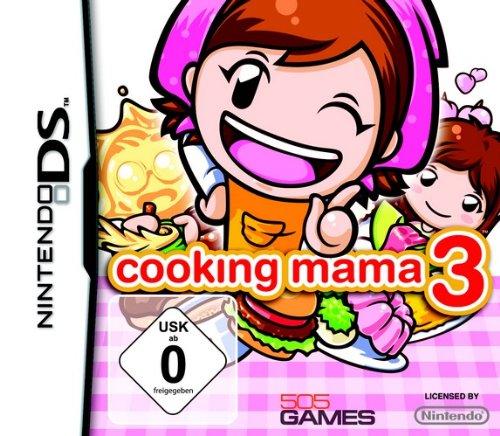 Cooking Mama 3 [Importación alemana]