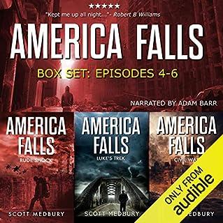 The America Falls Series: Books 4-6 cover art