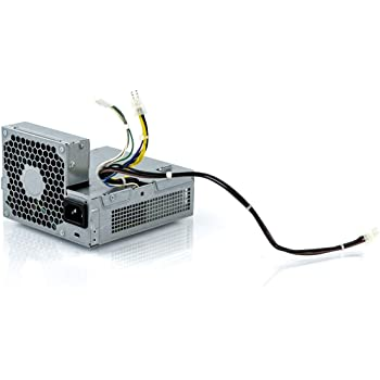 HP 503376-001 Power Supply 240W Pro 6000 6005 6200 Elite 8000 8100 8200 SFF Model PS-4241-9HA 508152 611481 611479 503375